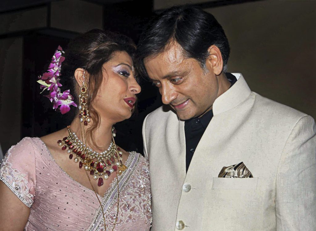 Shashi Tharoor Named as Accused in Sunanda Pushkar Death, Denies All Charges