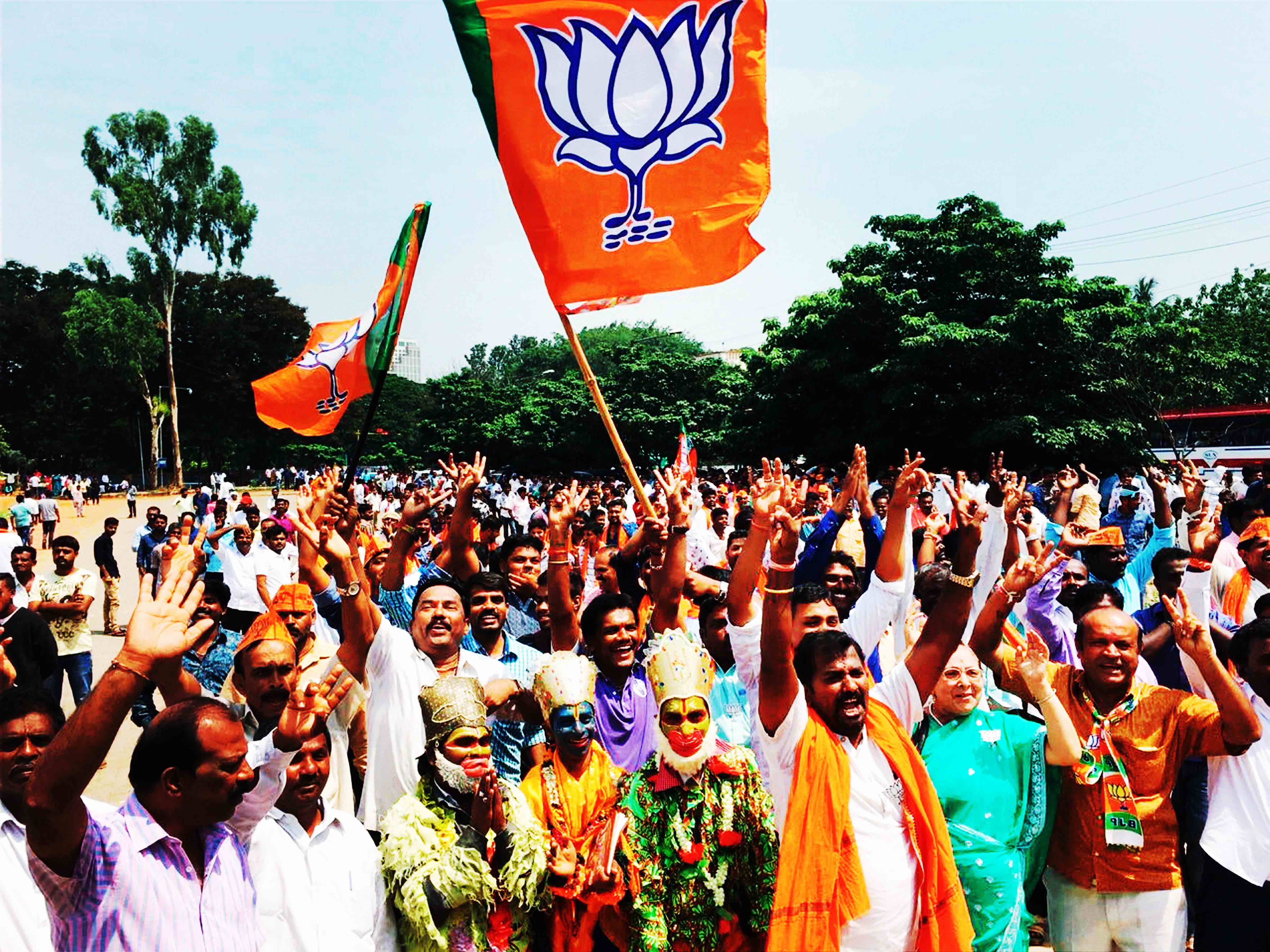 Karnataka Is Proof Only a United Opposition Can Stop BJP's Juggernaut