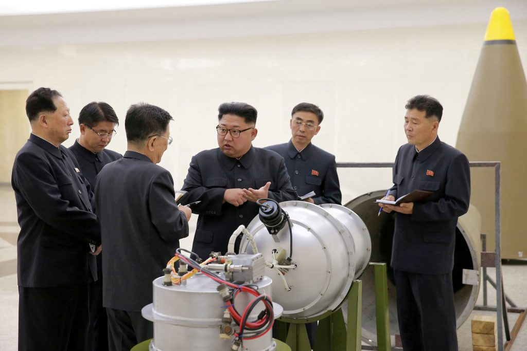 North Korea Will Join Efforts for Total Ban on Nuclear Tests