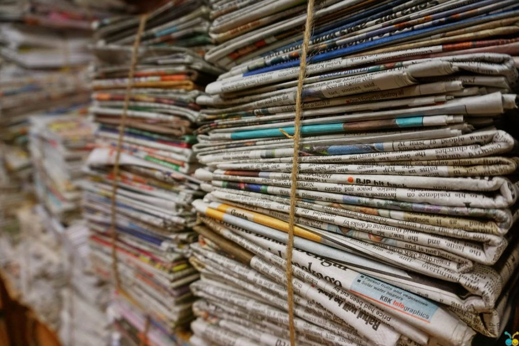 The Value of News That Is Paid for by Readers