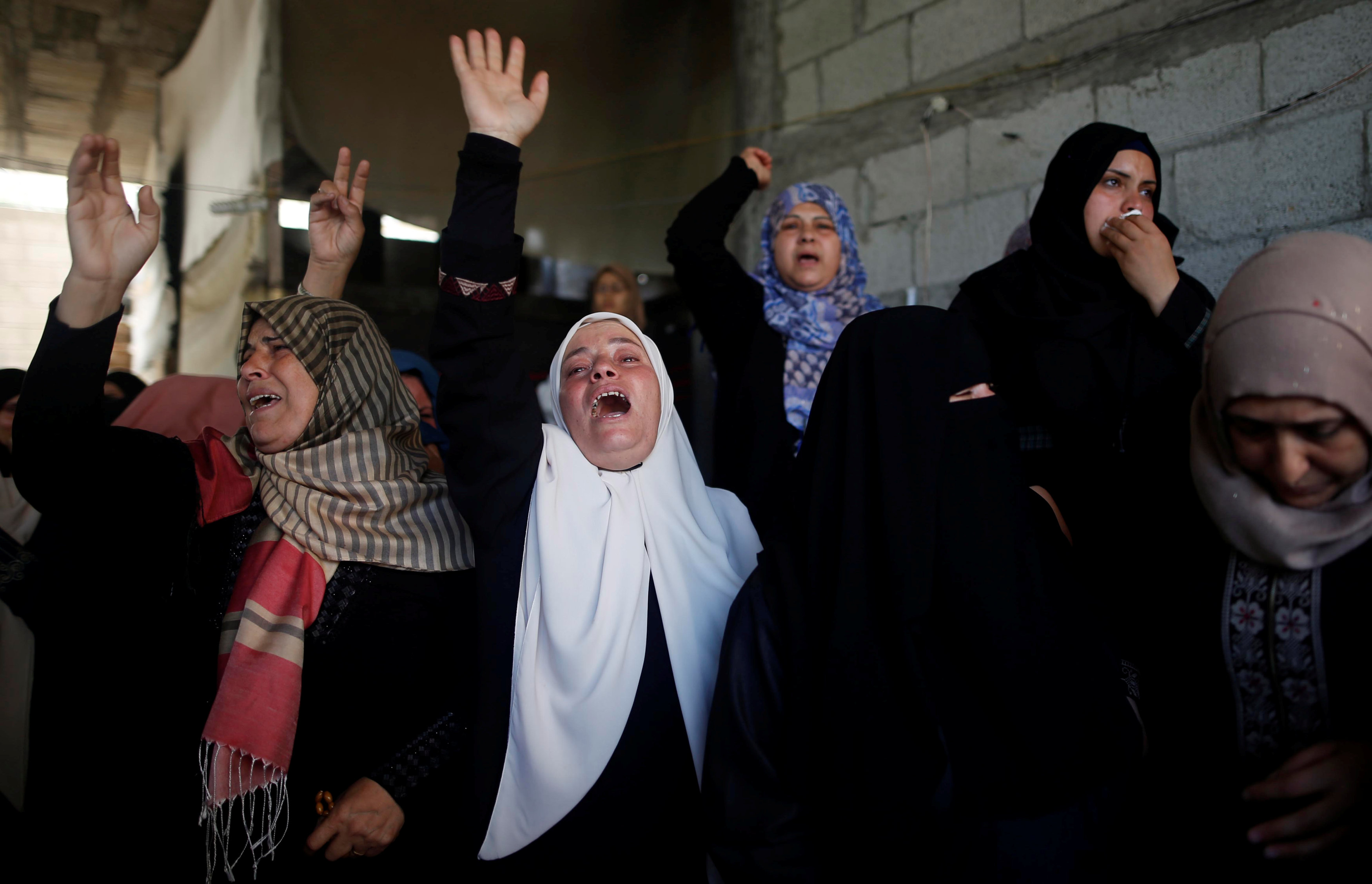 Hamas Scaled Back Gaza Protests Due to Egyptian Pressure: Israel