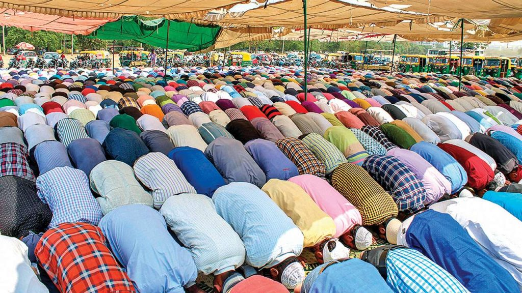 Denying Muslims the Opportunity to Offer Namaz in Open Violates Cultural Liberty