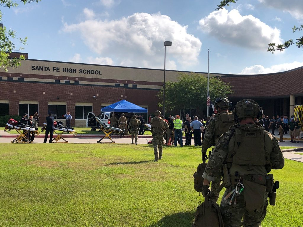 Santa Fe HS student Shana Fisher killed in mass shooting, mother says