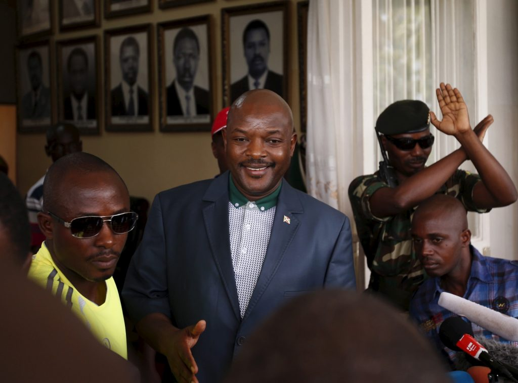Presidential Term Limits: Slippery Slope Back to Authoritarianism in Africa