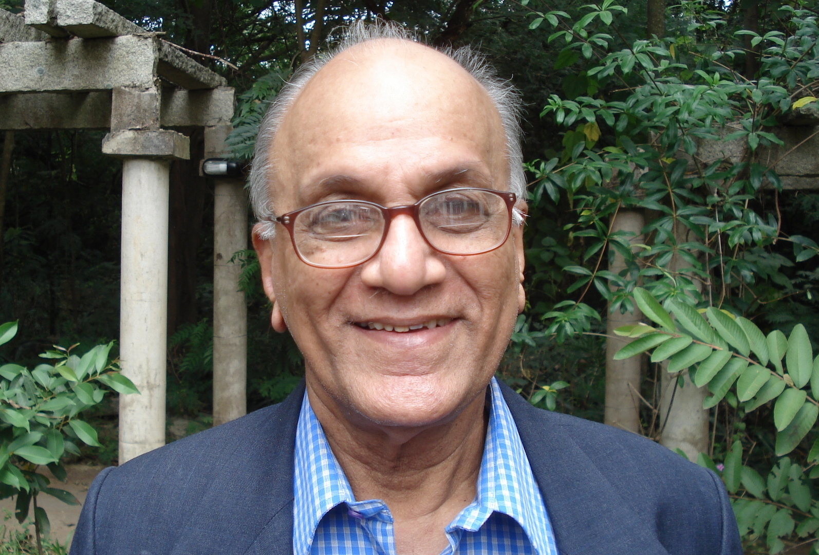 C.S. Seshadri: From Proofs to Transcendence via Theorems and Ragas
