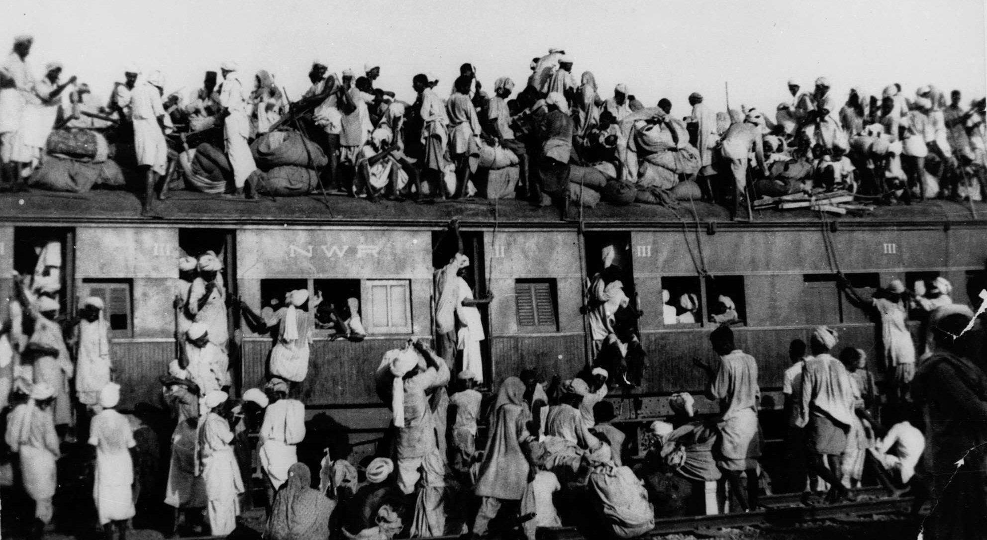 A People Ravaged: Peeling off the Many Layers of Partition Trauma
