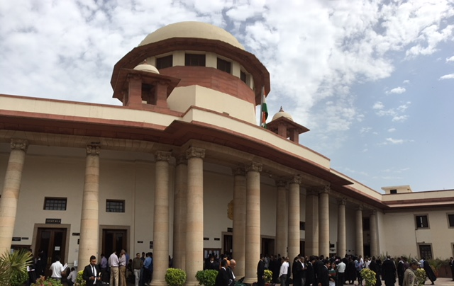 The Supreme Court of India. Credit: The Wire