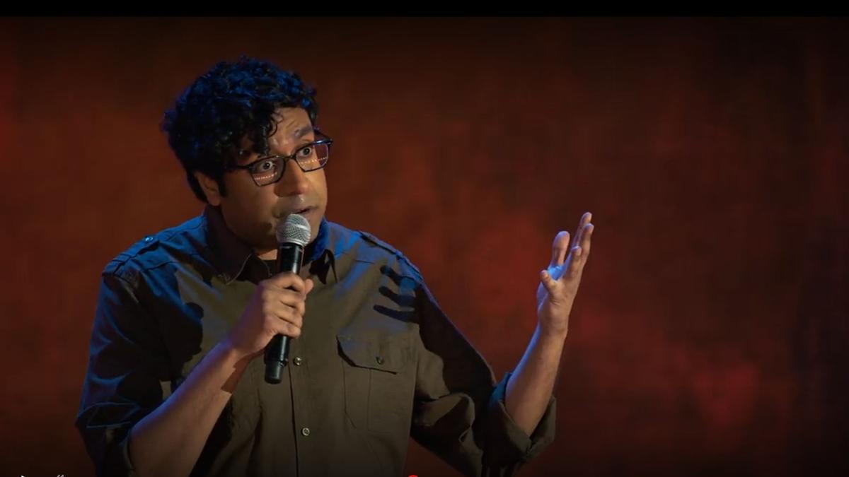 Hari Kondabolu's Netflix Special Is an Unapologetic, Nerdy Triumph