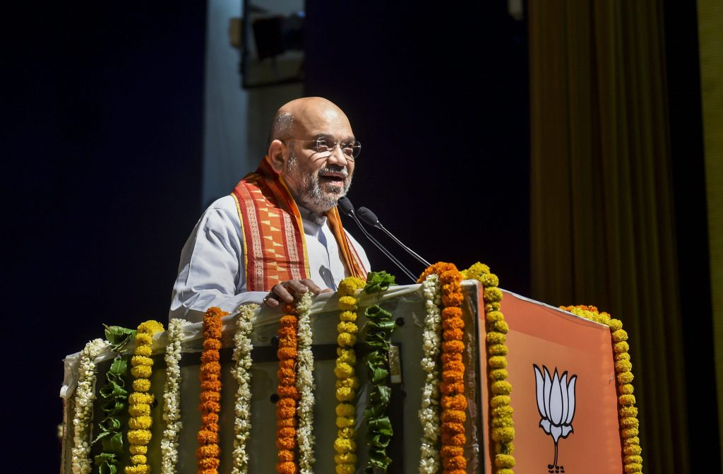 'Despite Akhlaq': Amit Shah Believes Violence Produces Support for the BJP