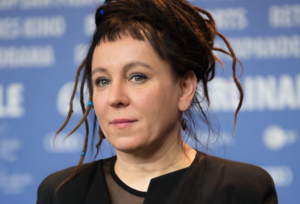 Polish writer Olga Tokarczuk bags Man Booker International Prize