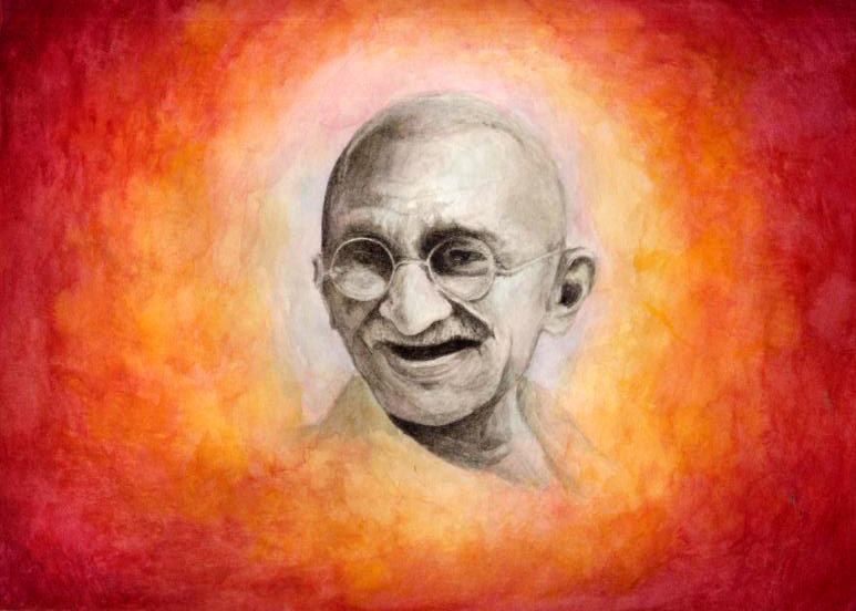Gandhi Would Have Resisted Today's Forceful Imposition of Vegetarianism
