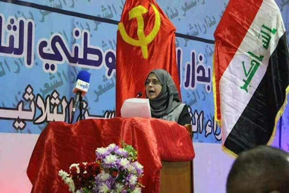 A Communist Woman's Victory in Iraq's Holiest City a Symbol of Changing Politics