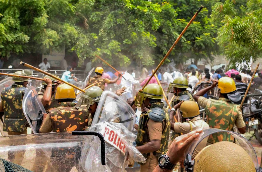 Tamil Nadu Police Shot Anti-Sterlite Protestors in Head, Chest: Report