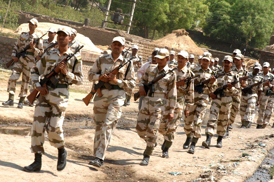 Five ITBP Jawans Killed, 3 Hurt as Soldiers Exchange Fire Among Themselves