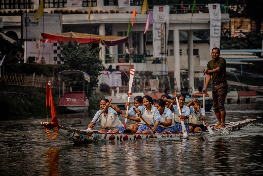 Meet the Man Helping Keep Assam's Traditional Boat Race Alive