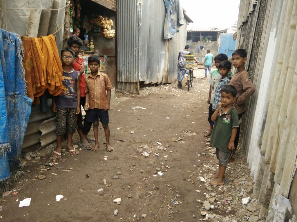 Mumbai Slum Demolition Likely to Put 280 Families out on the Streets