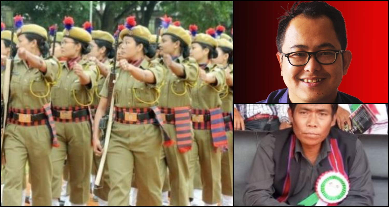 NE Dispatch: Manipur Activist Seeking Action on Hate Video Held; Quota for Women in Tripura Police