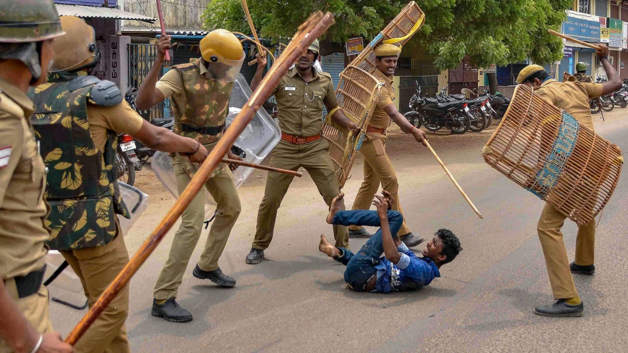 UN Experts Criticise 'Excessive' Use of Force by Police at Anti-Sterlite Protest