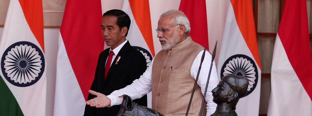 In Indonesia, Modi Will Find Good Ties Also Mean a New Pact for Sharing Oceans
