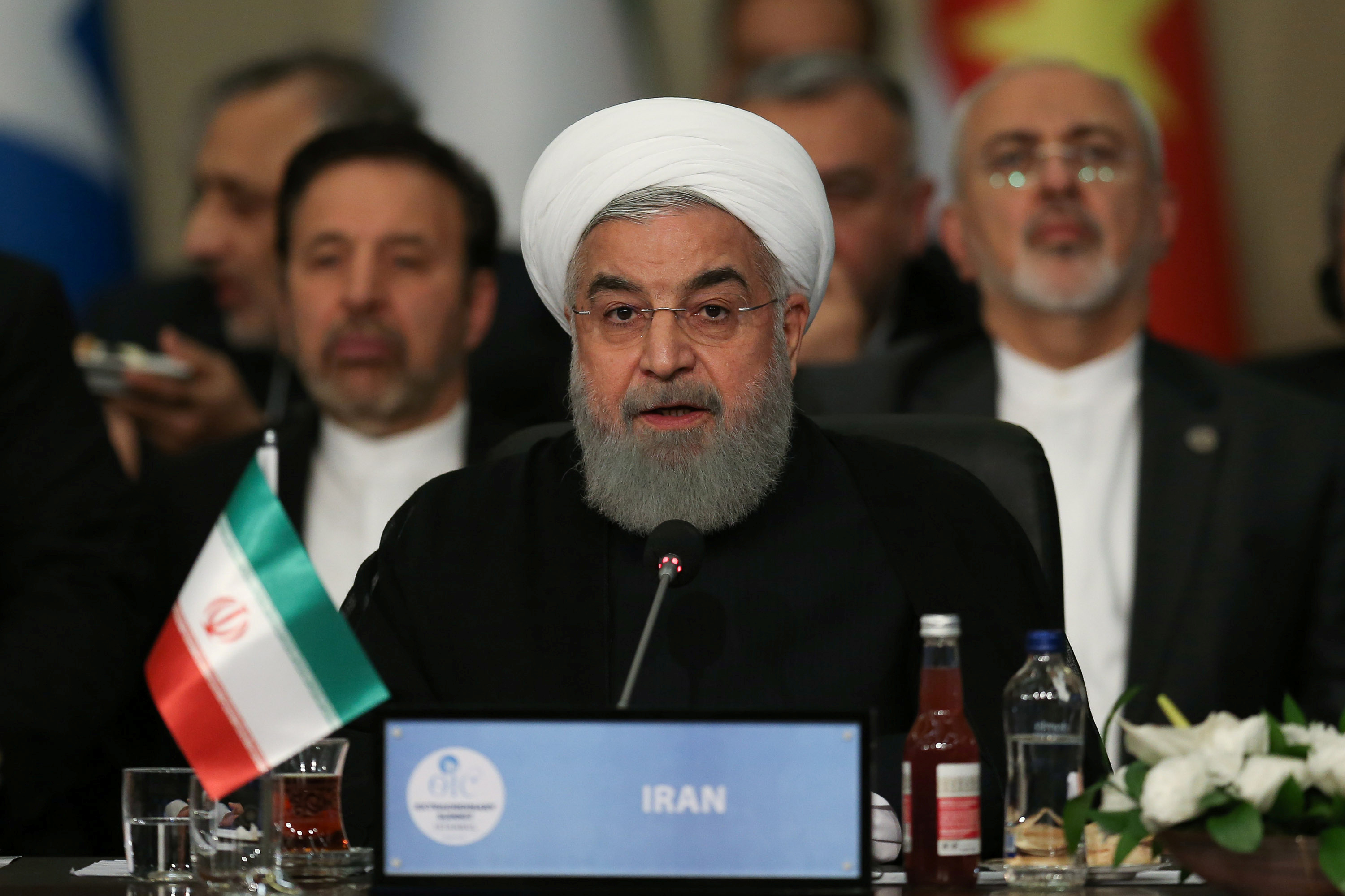 Iran Rolls Back Pledges Under Nuclear Pact Abandoned by Washington