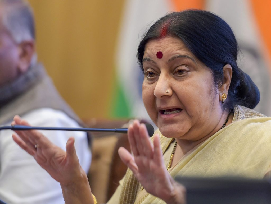 Sushma Swaraj to Have a Jam-Packed Schedule at UNGA with 30 Bilateral Meetings