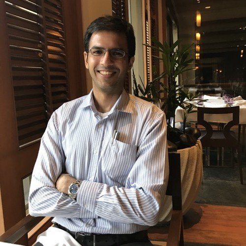 Abhinav Chandrachud. Credit: Facebook