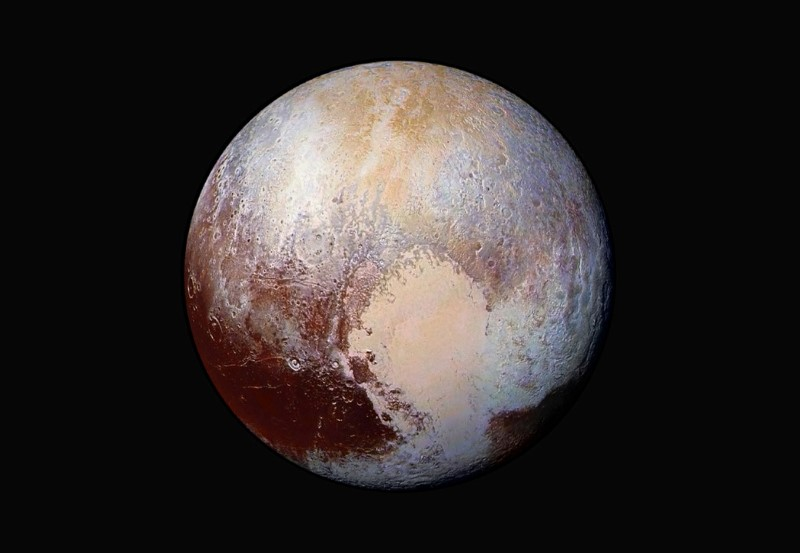 Pluto Is Stepping Out of the Shadows – The Wire Science