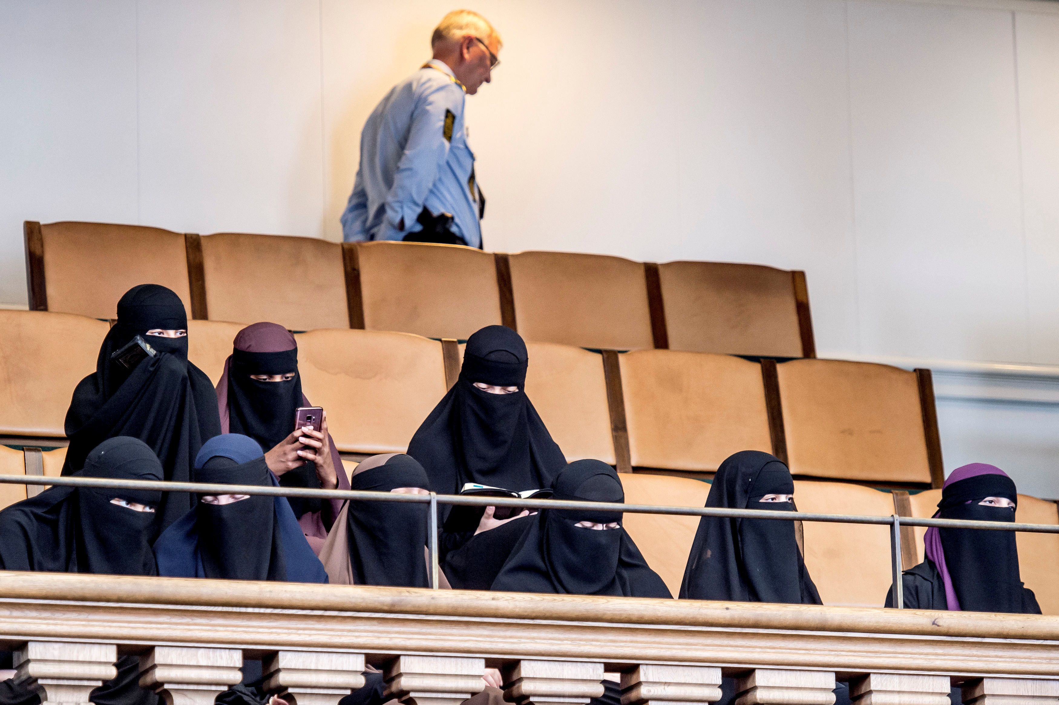 Danish Parliament Bans Wearing Niqabs in Public