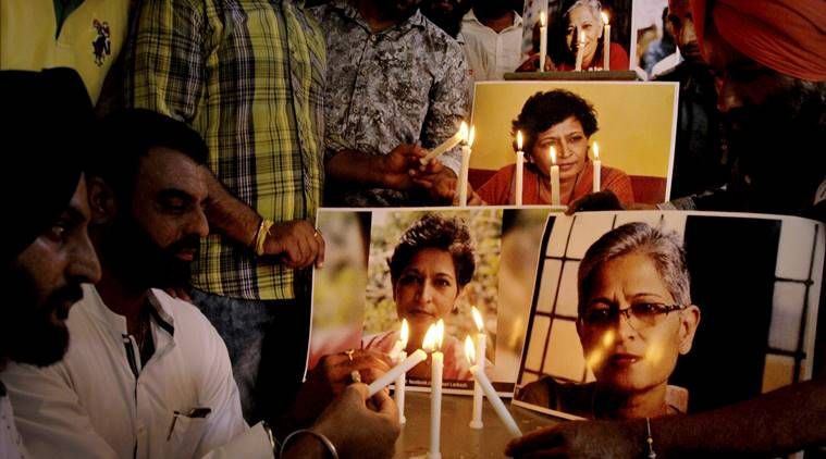 Key Accused in Gauri Lankesh Murder Case Alleges Involvement of Hindu Outfit Leader