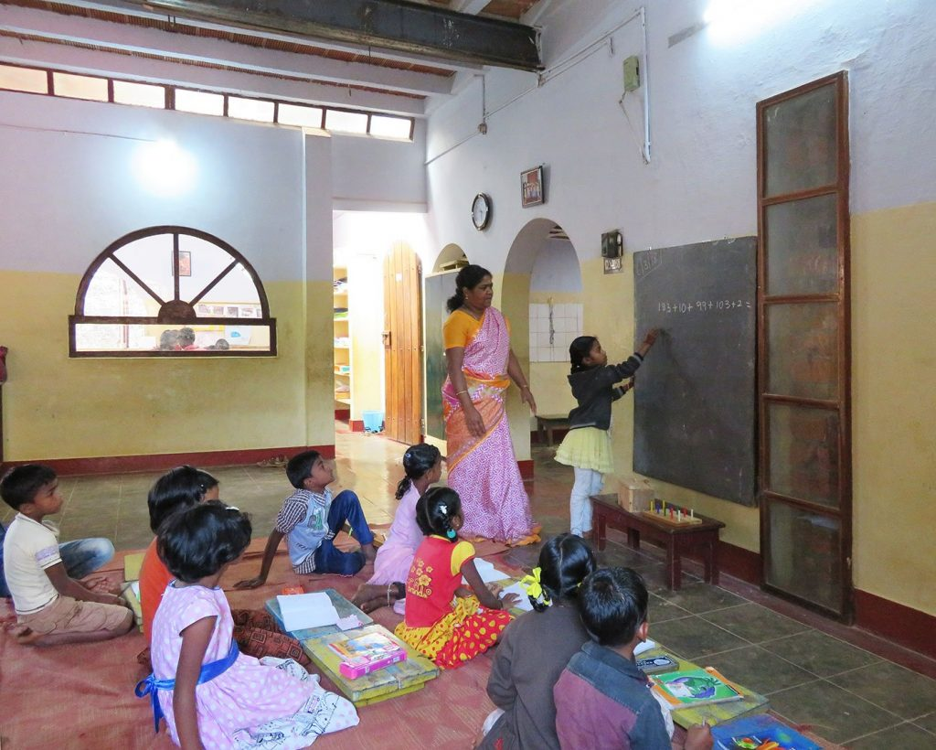 Bringing Forests Into the Classroom in the Nilgiris