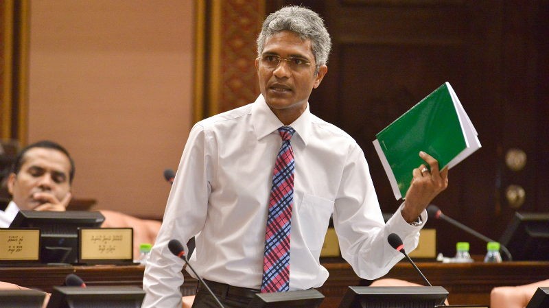 Maldivian Ruling Party Leader Denied Entry to India