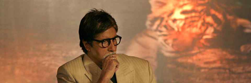 Amitabh Bachchan Selected for Dadasaheb Phalke Award