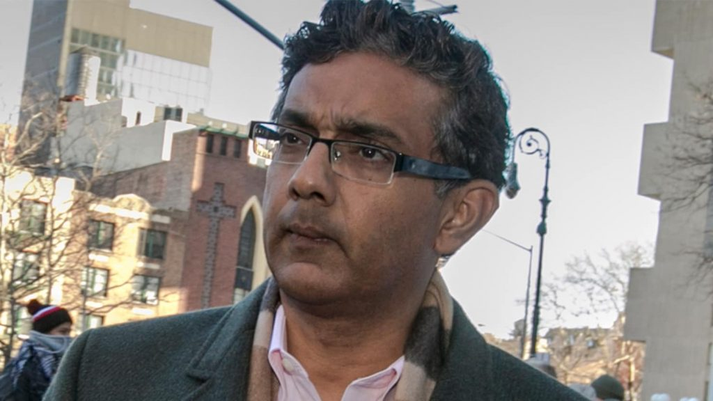Trump's Presidential Pardon for Dinesh D'Souza Is an Unfortunate Landmark
