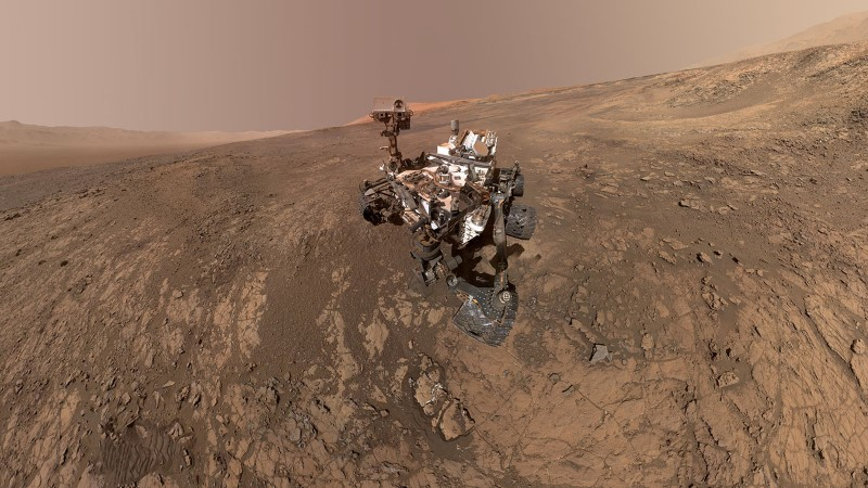 According to NASA Rover Data, Mars Had the Ingredients Needed for Life