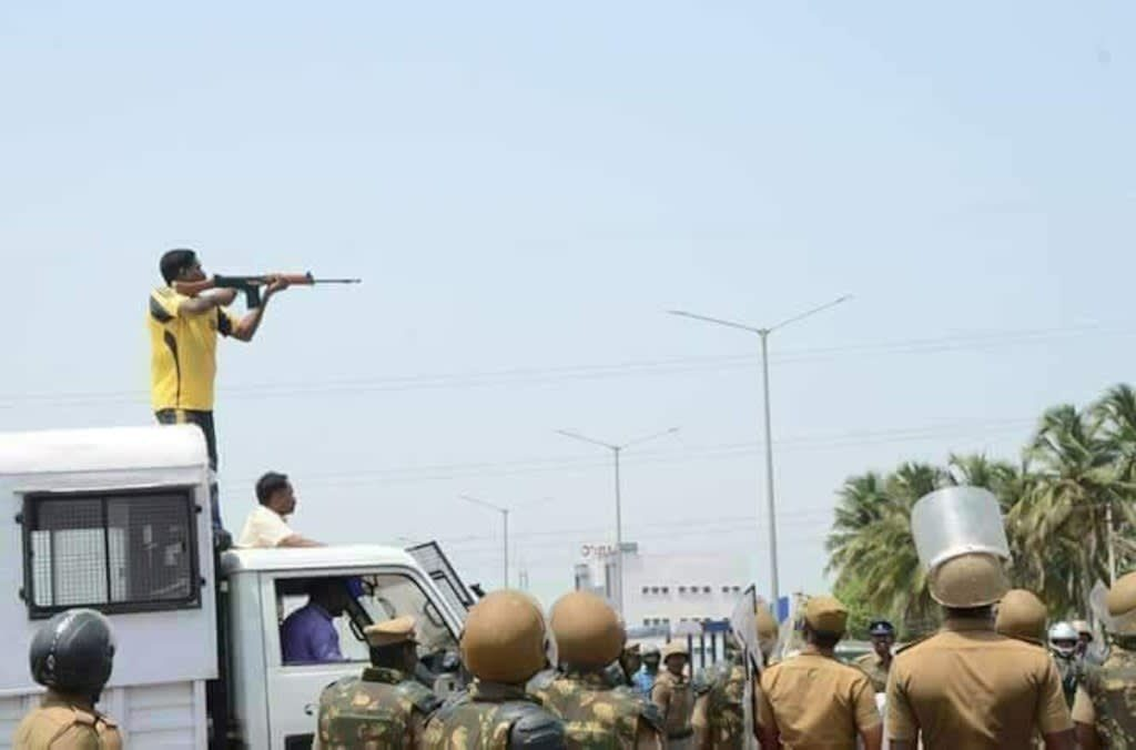 'In Thoothukudi, the Choice Before People Was to Die of Cancer or Bullets'