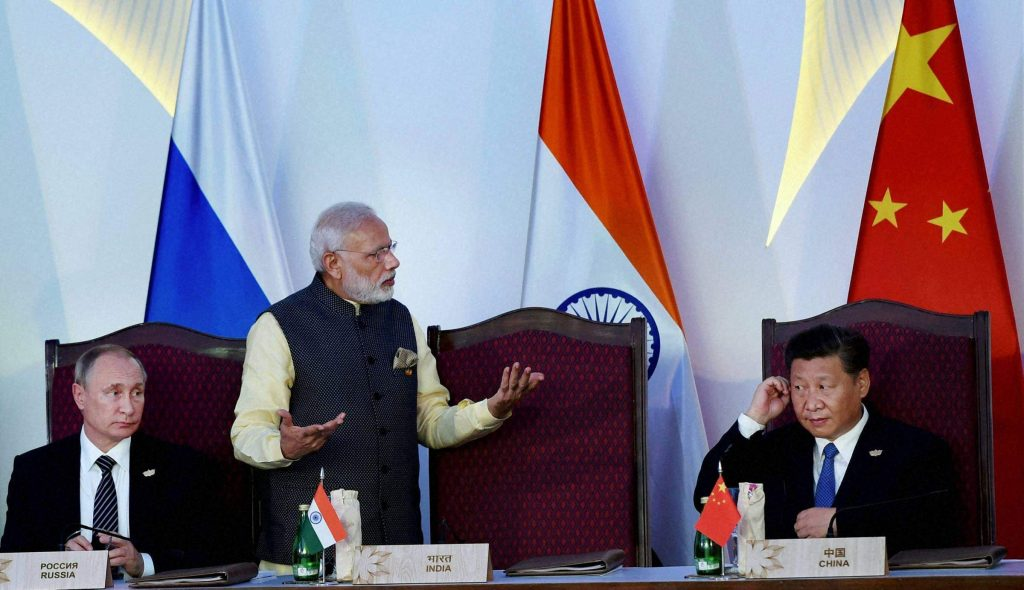 SCO Summit Will Show if Modi's 'Informal' Talks With Putin, Xi Were a Success
