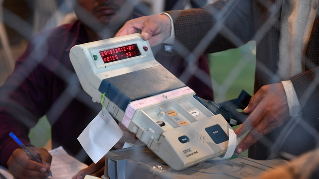 VVPATs: This Simple Proposal Will Help the Election Commission Clear the Air on EVM Use