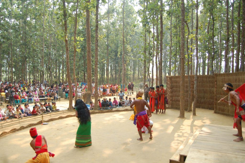 Finding Meaning in the Mahua and the Sal Tree