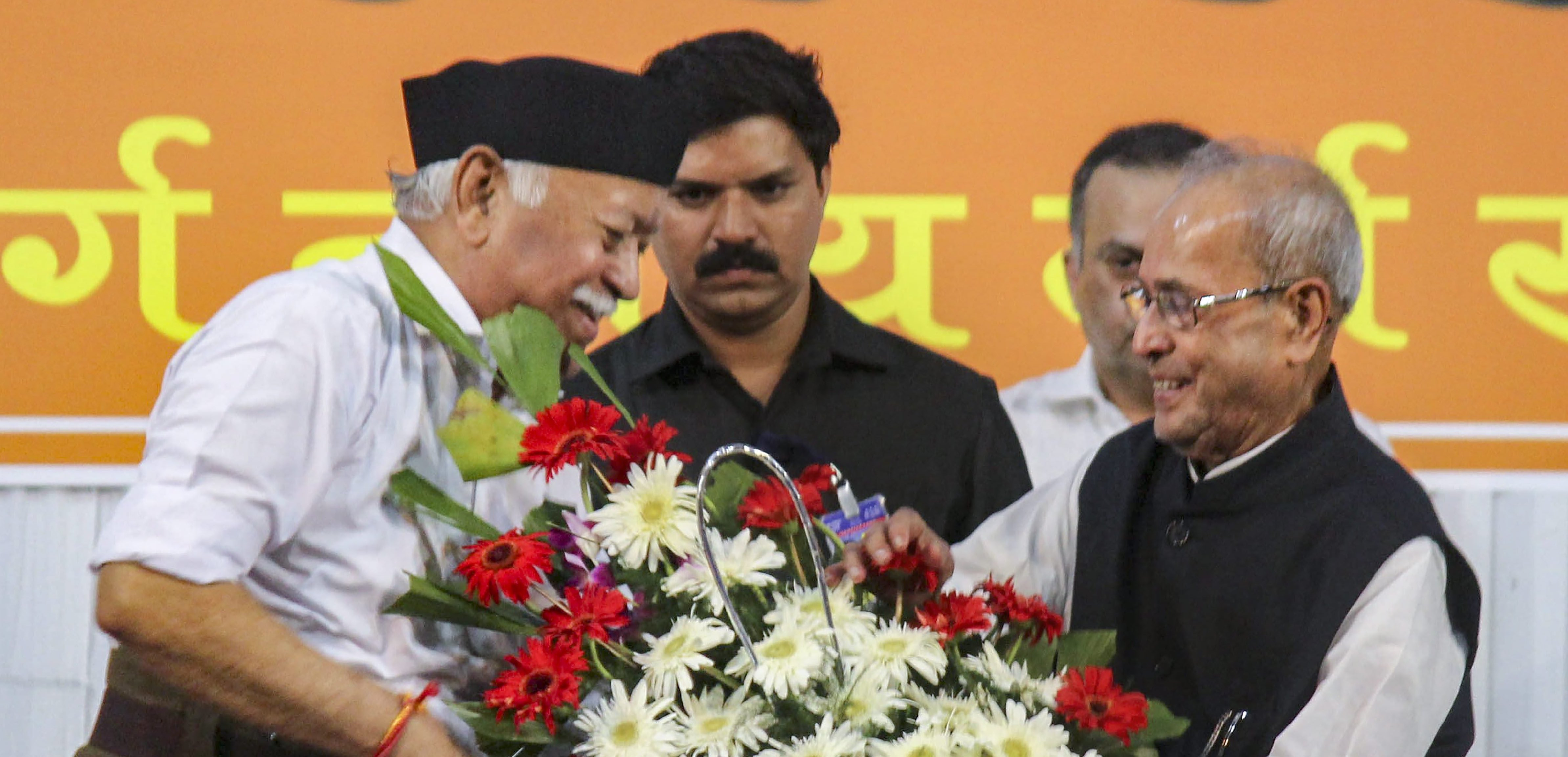 Is the RSS That Ignored Gandhi Likely to Listen to Pranab Mukherjee?