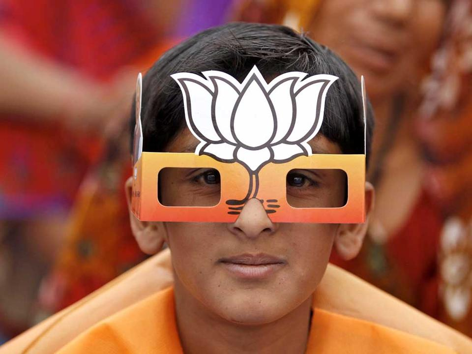 The BJP's Mystery Treasurer Has a 1000 Crore Touch But Nobody Knows His Name