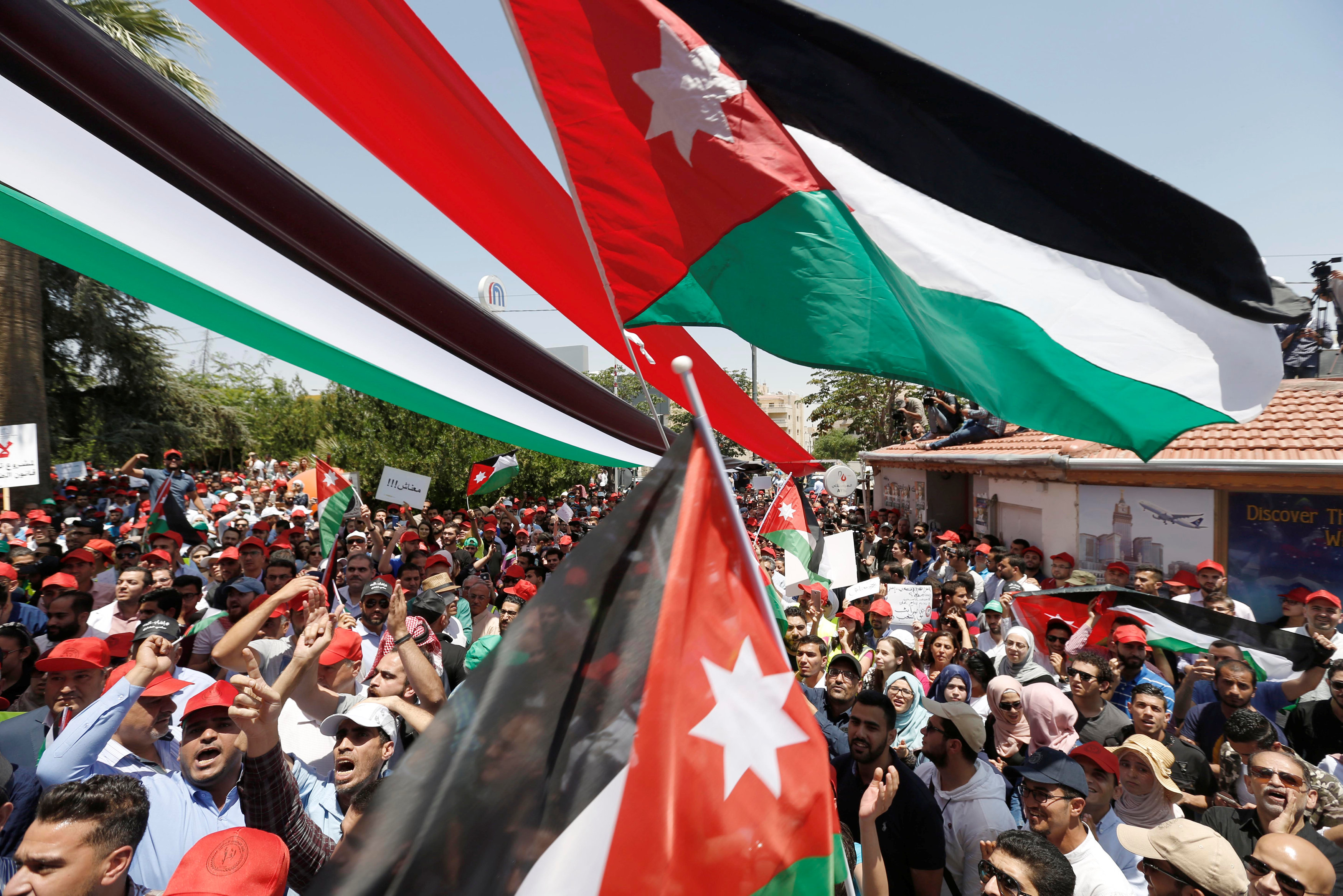 Recent Protests in Jordan Shouldn't Come as a Surprise to Anyone
