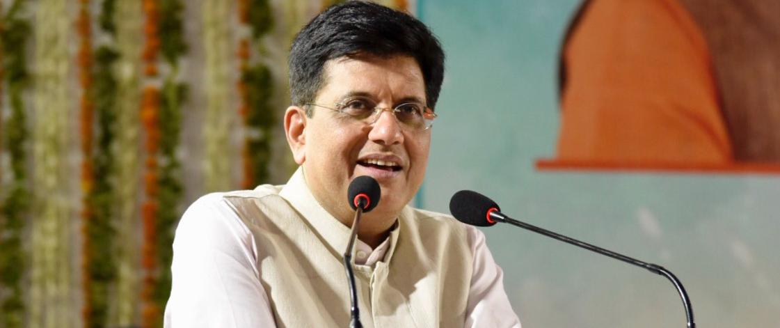 Union Minister Piyush Goyal to Be Leader of House in Rajya Sabha
