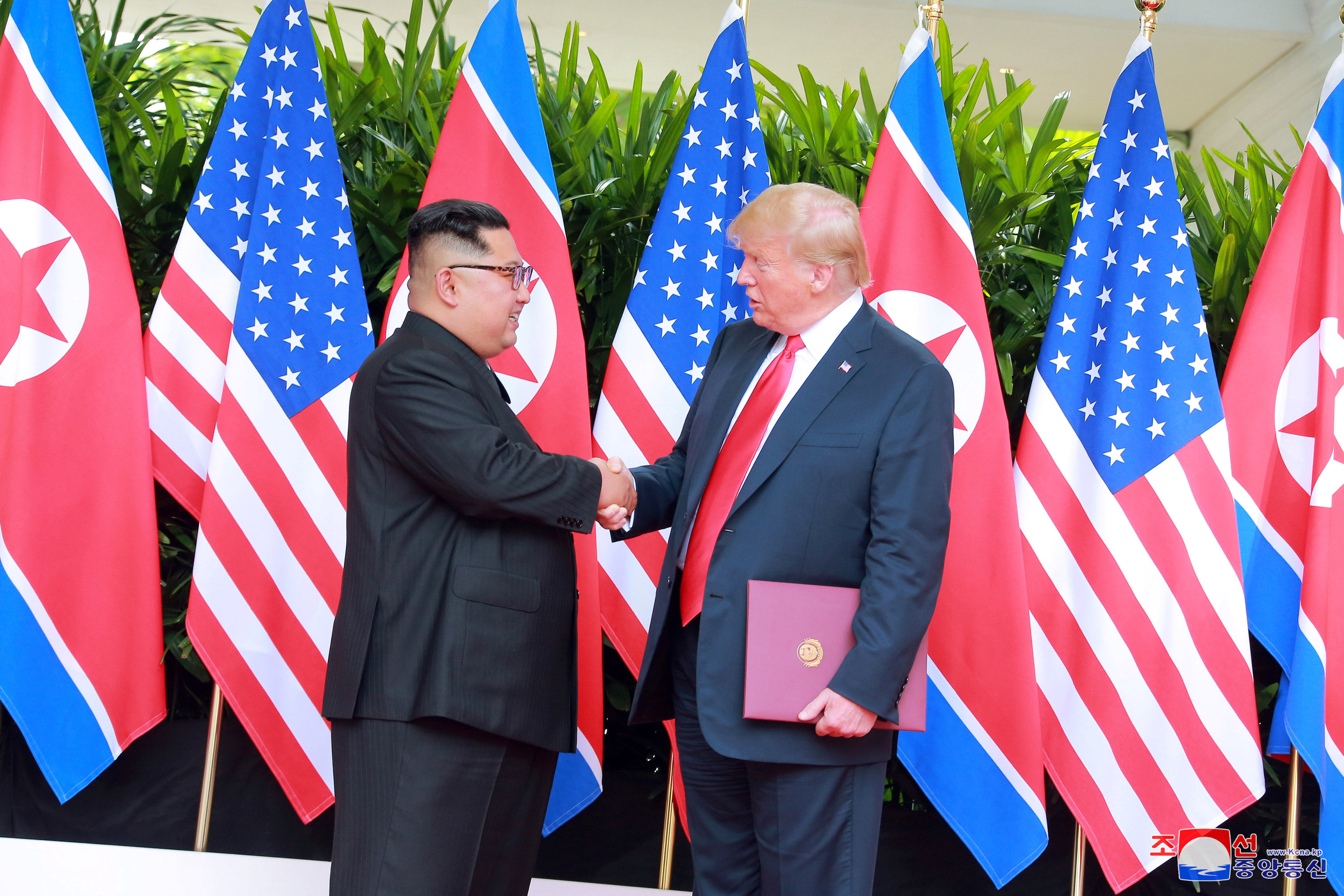 'Real Credit for Trump-Kim Meeting Goes to South Korean President Moon'