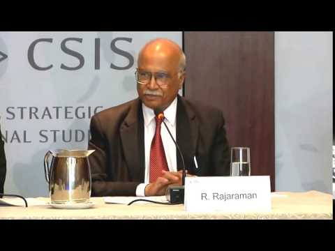 R. Rajaraman. Credit: Youtube