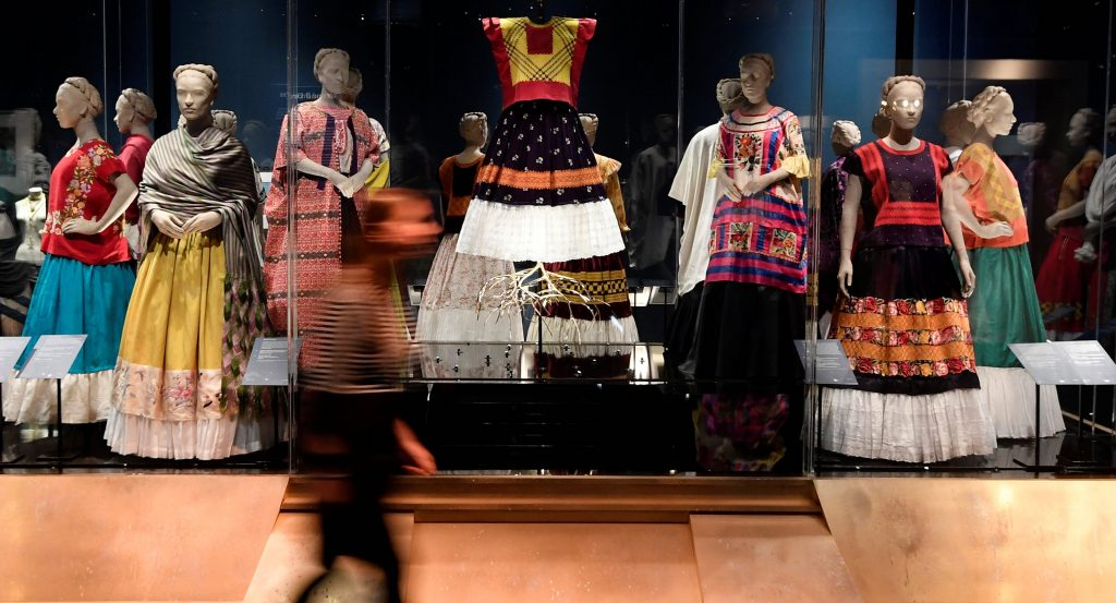 Frida Kahlo's Personal Belongings Showcased in a London Exhibition