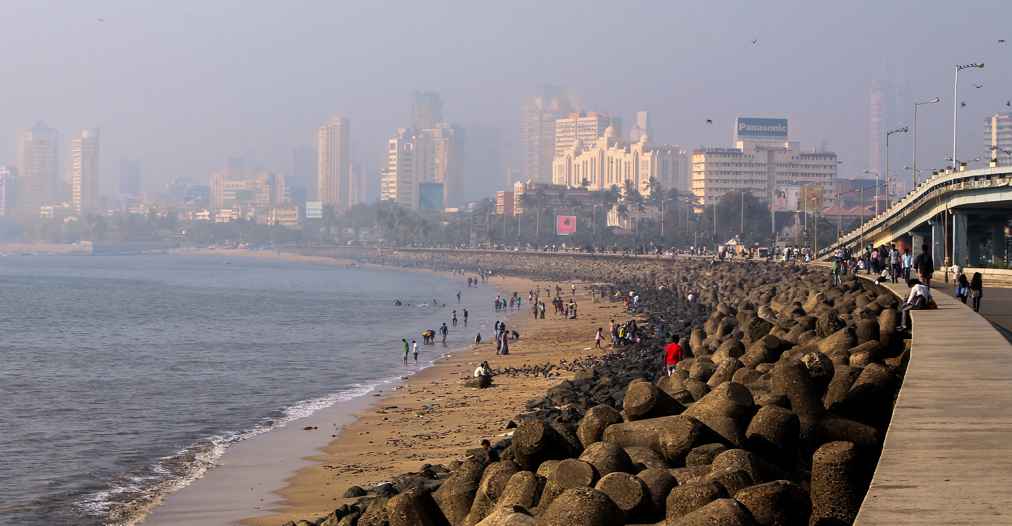 Mumbai's New Development Plan Is About More Real Estate for Developers