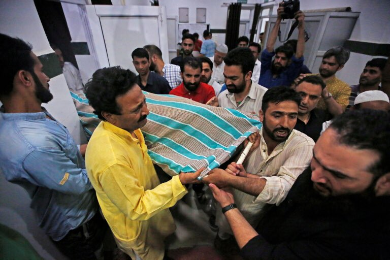 Shujaat Bukhari's Assassination is Aimed at Disrupting Any Move Towards Peace