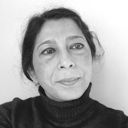 MehrAfshan Farooqi