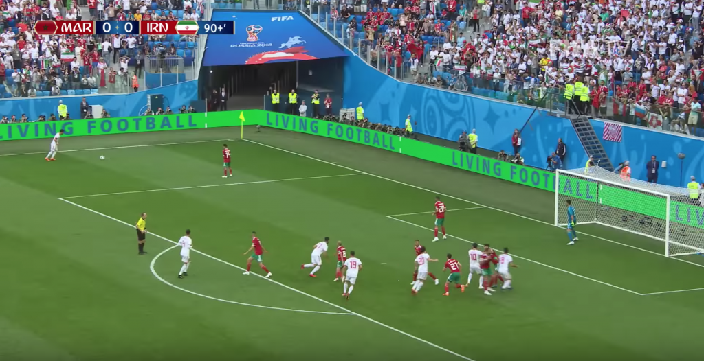 FIFA World Cup: Iran Breaks Free in Russia and Celebrates With Its Women