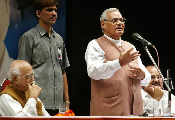 Atal's final journey; Modi: Lost a father figure; more